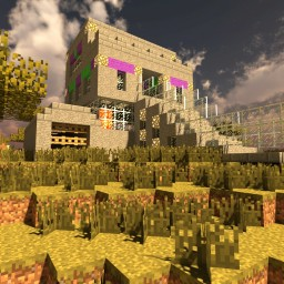 Survival Base! Minecraft Map & Project