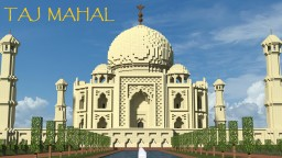 Taj Mahal: Palace Minecraft