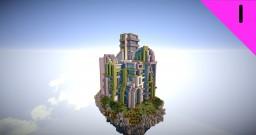 Timelapse 1: Modern Mansion Kiwi Estate Minecraft