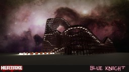 HellFire - Realistic Roller Coaster Minecraft Project