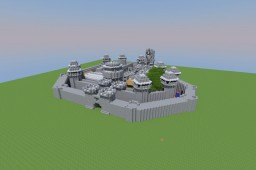 Winterfell - Game of Thrones Minecraft Project