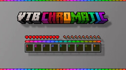 [VTB] Chromatic & Animated [Optifine Required] Minecraft Texture Pack