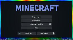 GrimstoneOS ★ Dark mode for Minecraft Minecraft Texture Pack
