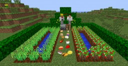 [1.7.2 - 1.7.10] Still Hungry - New foods and crops!