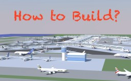 How to build an Airport Minecraft Blog Post