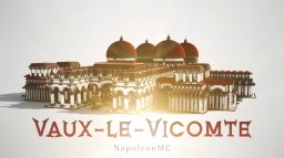 Vaux Le Vicomte Minecraft Project