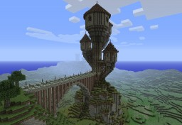 Citadel Wars RPG Prison (In-Dev) Minecraft Server