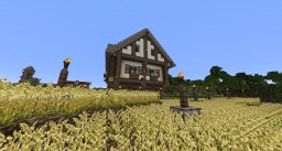 Little Cottage Minecraft Map & Project
