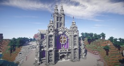 ESS | Cathedral of St. Bunnaby Minecraft Map & Project