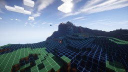 Tron Inspired Resource Pack (1.8) (256x)