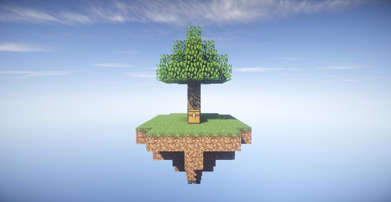 Faded Skyblock Minecraft Server