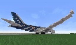[Airplane] Boeing 787-8 Dreamliner (788) Minecraft Map & Project
