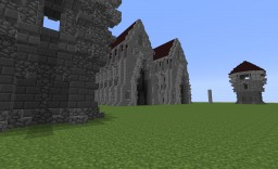 Abandoned Temple of Dale Minecraft Map & Project