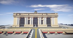 Grand Central Terminal 2.0 Minecraft Project