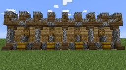 Custom Wall Pack! Minecraft