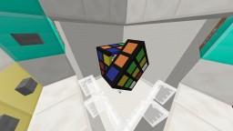 Auto-solving Rubik's Cube 3x3x3 (Ugocraft)
