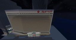 World Trade Center Street level life size