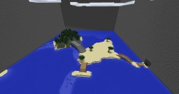Obsidian Island Challenge Minecraft Map & Project