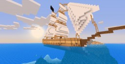 The Jackdaw Minecraft Map & Project