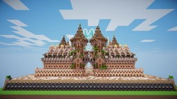 Medieval Factions Spawn Minecraft Project