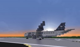 [Airplane] Airbus A320-200 (320) Minecraft Map & Project