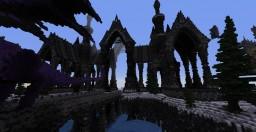 Random Temple Build Minecraft Project
