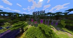 Dragon-Realms Hub Spawn Minecraft Map & Project