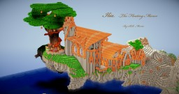 Ilia - the floating manor Minecraft Project