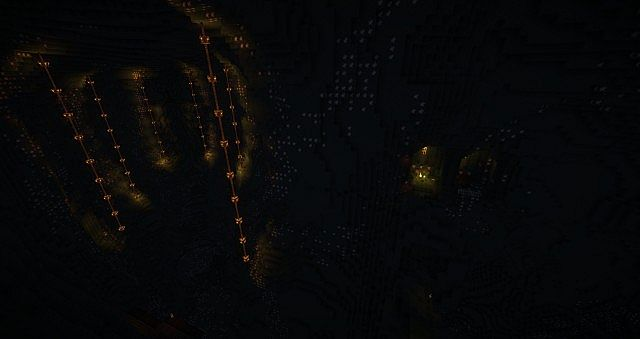 The Great Forge mine! The smallest mine in Erebor.