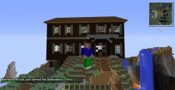 Mein Schönes Berghaus Minecraft