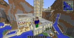 Schönes Resort Minecraft