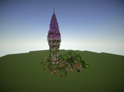 Witches Tower Minecraft Map & Project