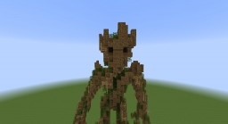 I am Groot. Minecraft Project