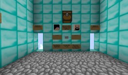 Resource Pack Review Map v1.4 Minecraft Map & Project
