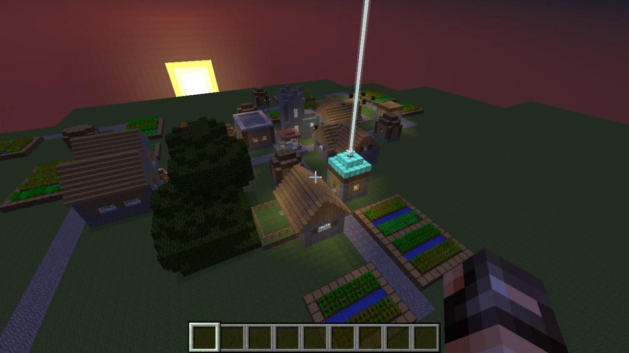Zelda Sword Skills Mod Adventure! - Puzzle/Adventure Map Minecraft ...