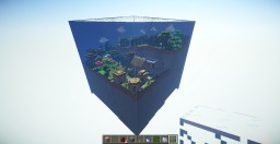 Minecraft CubeLand 64x64x64 Survival(REMAKE) Minecraft Project