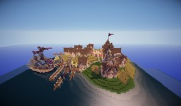 Medieval RPG Town: Neresia Minecraft Project