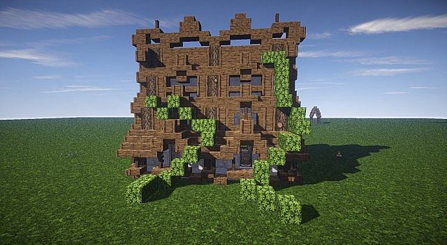 Rp House Model Minecraft Project
