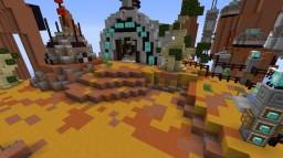 Ratchet&Clanck : Veldin Minecraft Map & Project