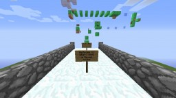 Parkore Untill You DIE! Minecraft Map & Project