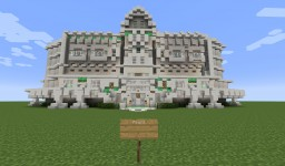 [TC] HQ of the Gods Minecraft Map & Project