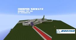 Creeper Airways Boeing 737-NG