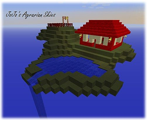 jojo s agrarian skies minecraft project