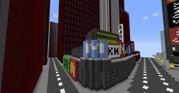 Downtown Texturepack 1.8 (COMPLETE) Minecraft