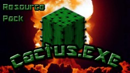 CACTUS.EXE Minecraft Texture Pack