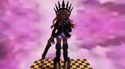 Chariot - Black Rock Shooter Minecraft Map & Project