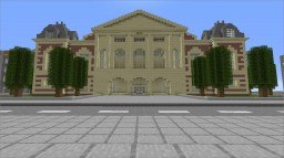 Royal concert hall Amsterdam - Concertgebouw Amsterdam Minecraft Project