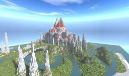 Aragoth, the dragon within Minecraft Map & Project