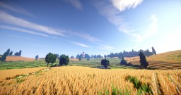Realistic Tuscany Landscape Minecraft Map & Project