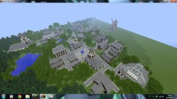 Svinvill Minecraft Map & Project